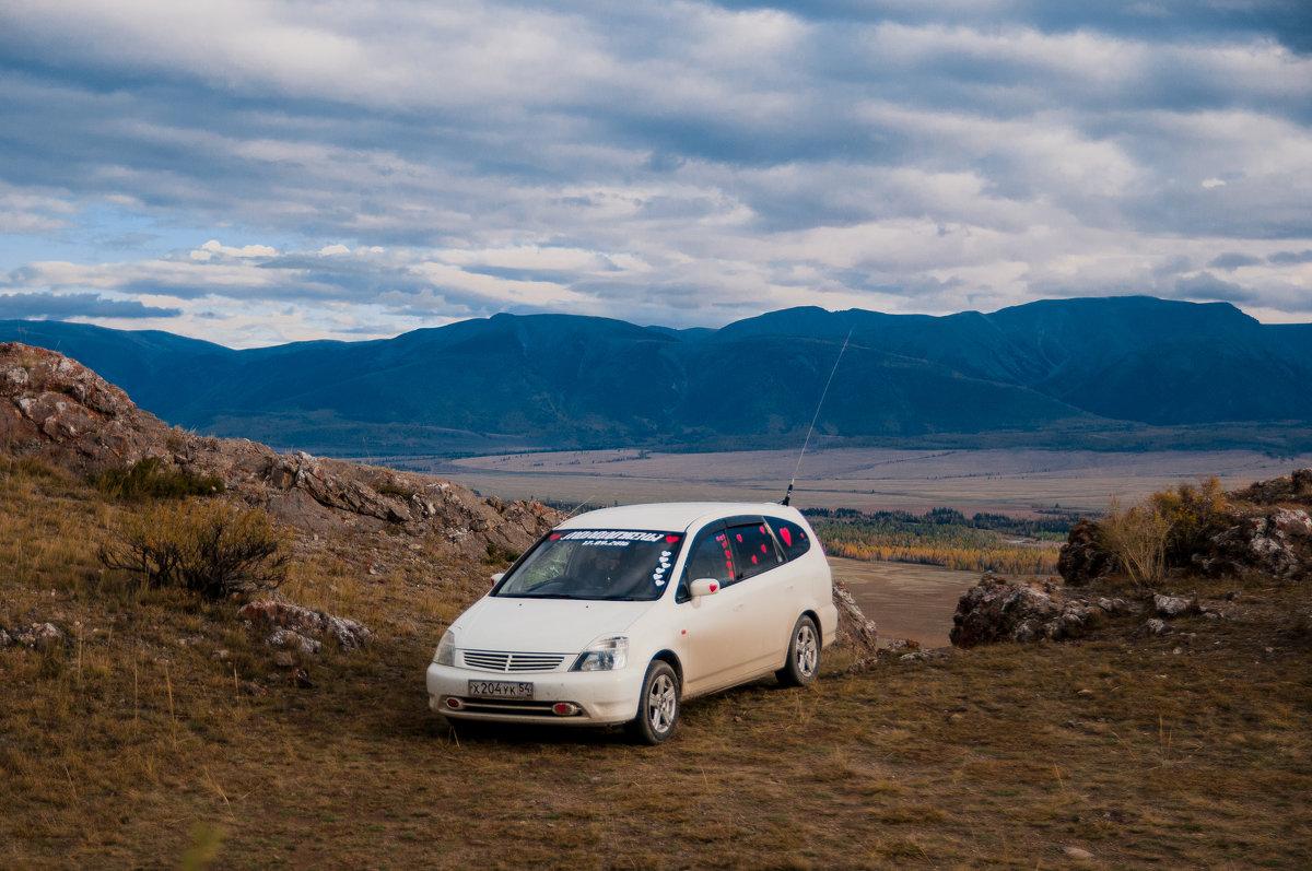 Путешествие на Горный-Алтай - Elena Nikitina