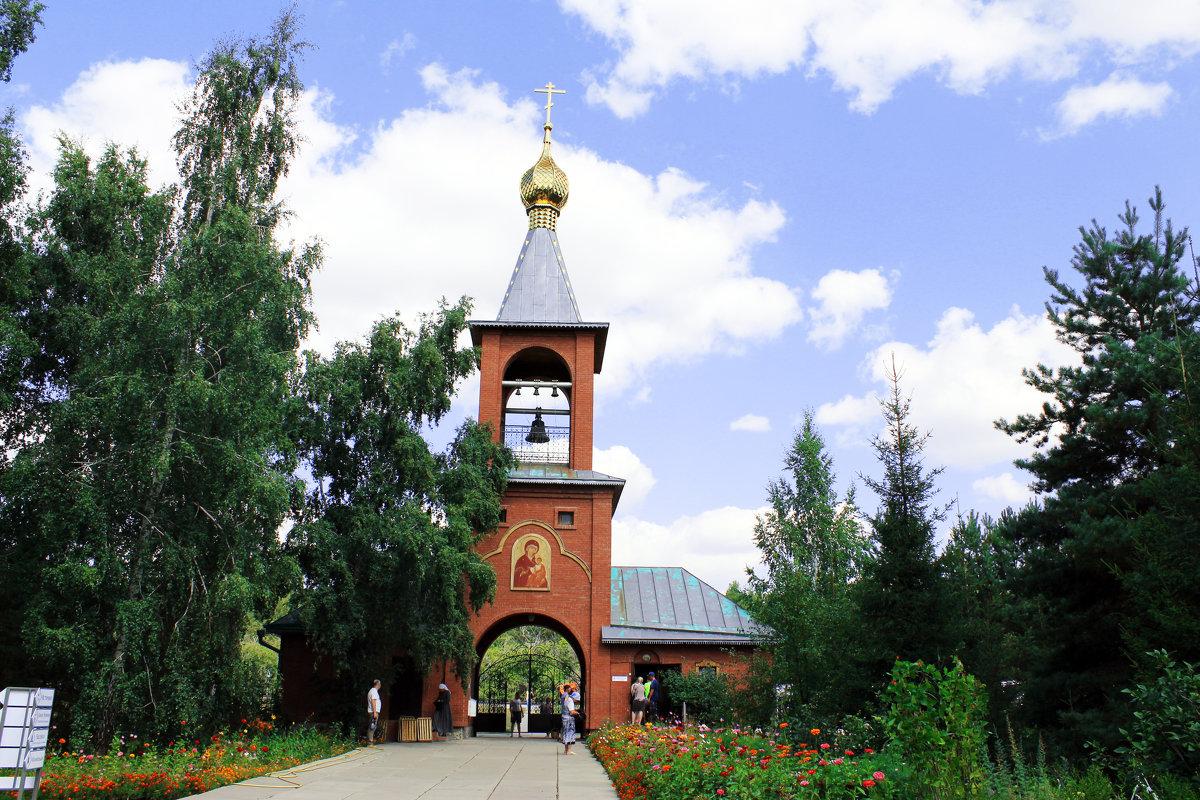 Ачаирский момастырь - раиса Орловская