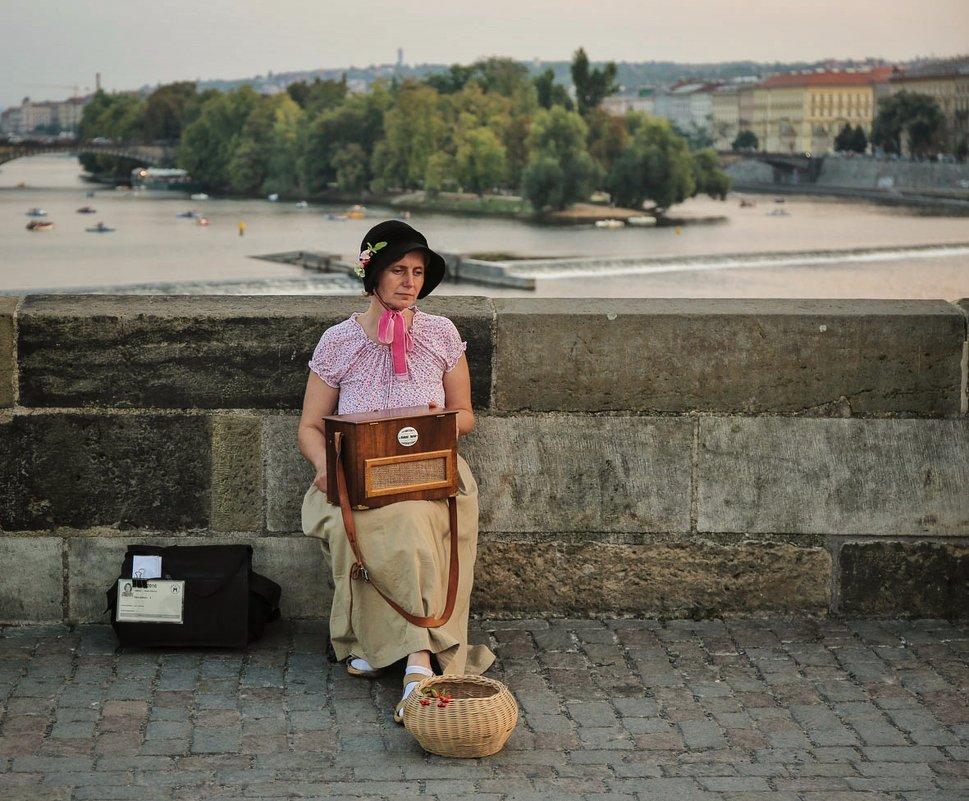 На мосту жизни. - Svetlana Sneg