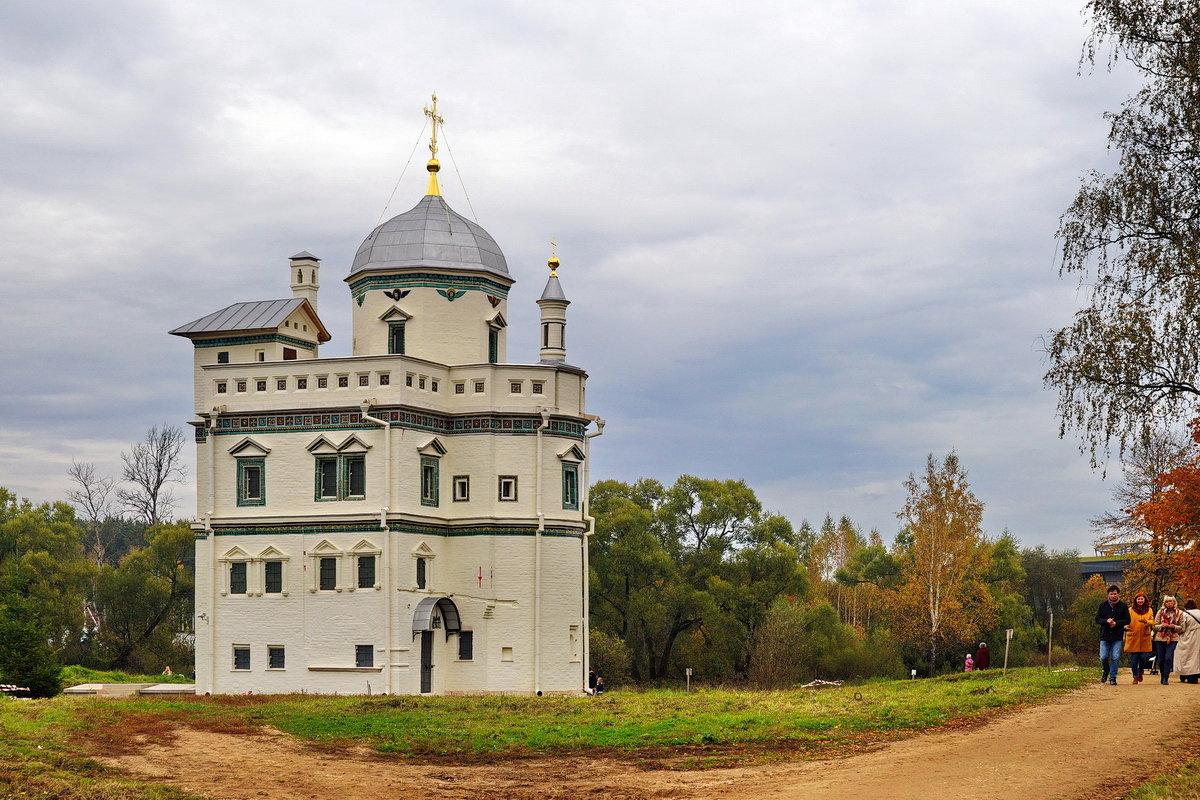 Скит патриарха Никона. - Юрий Шувалов