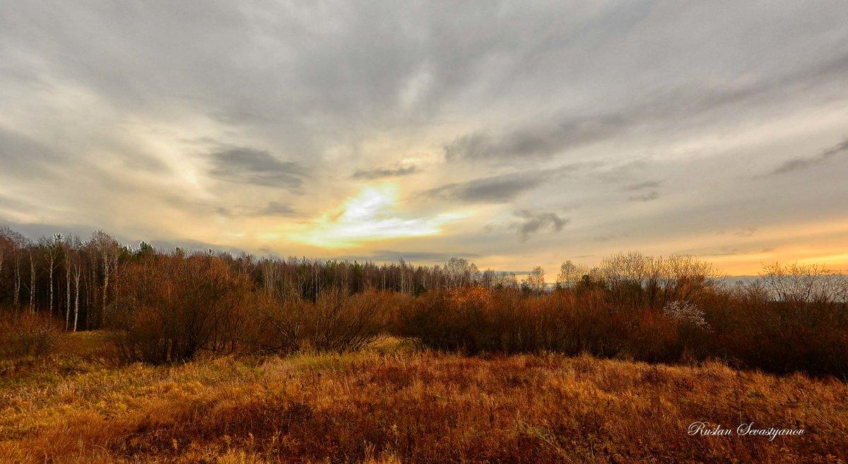 Природа осень - סּﮗRuslan HAIBIKE Sevastyanovסּﮗסּ