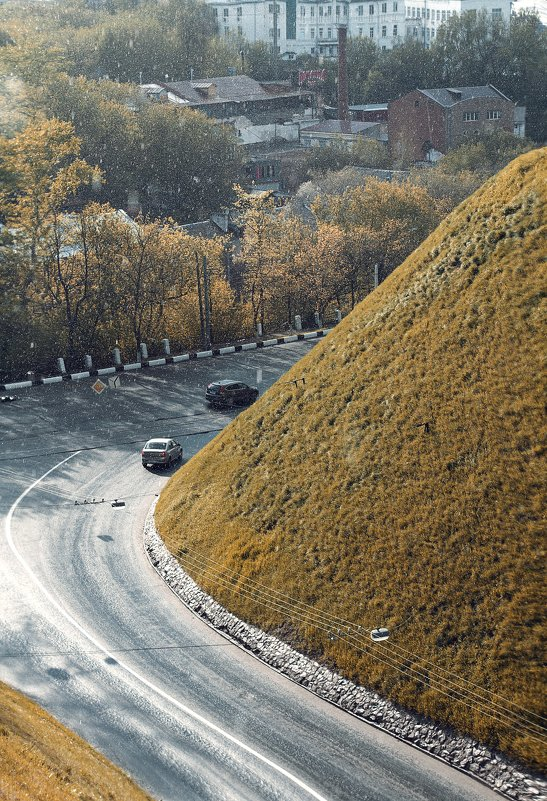 Нижегородская осень - Tashinni Alseronni