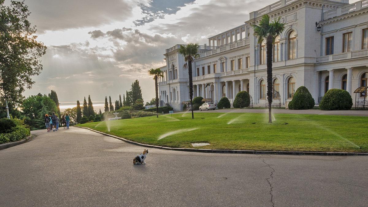 Южная резиденция российских императоров - Ирина Шарапова