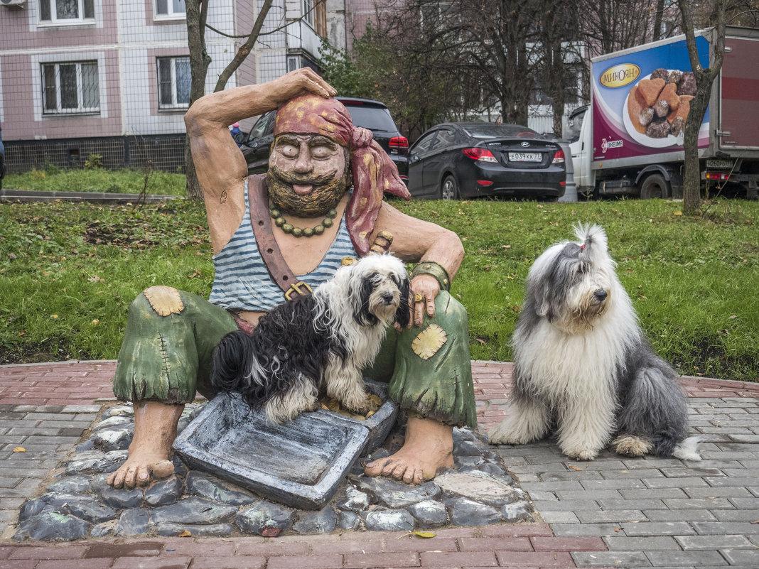 собачки в сказочном городе - наше сокровище! - Лариса Батурова