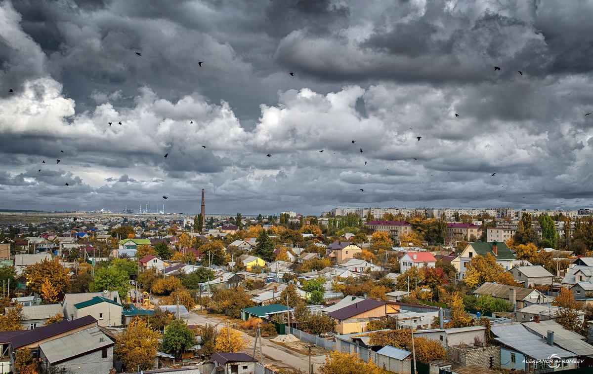 Повседненая жизнь - Александр Афромеев