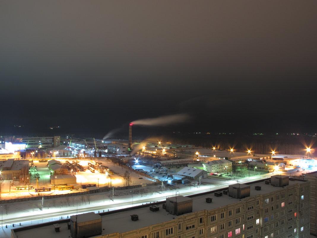 ночной завод - LDmitriy