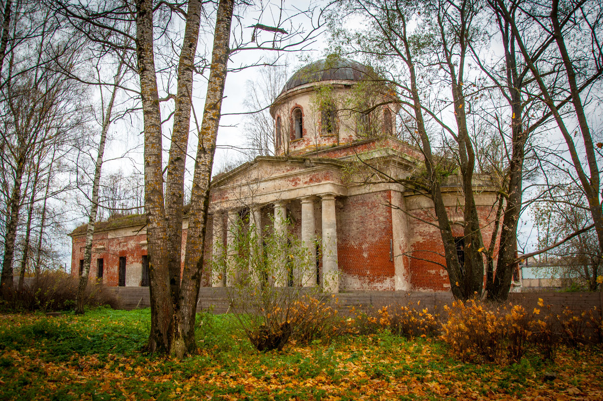 Село Степурино. Церковь Флора и Лавра - Alexander Petrukhin