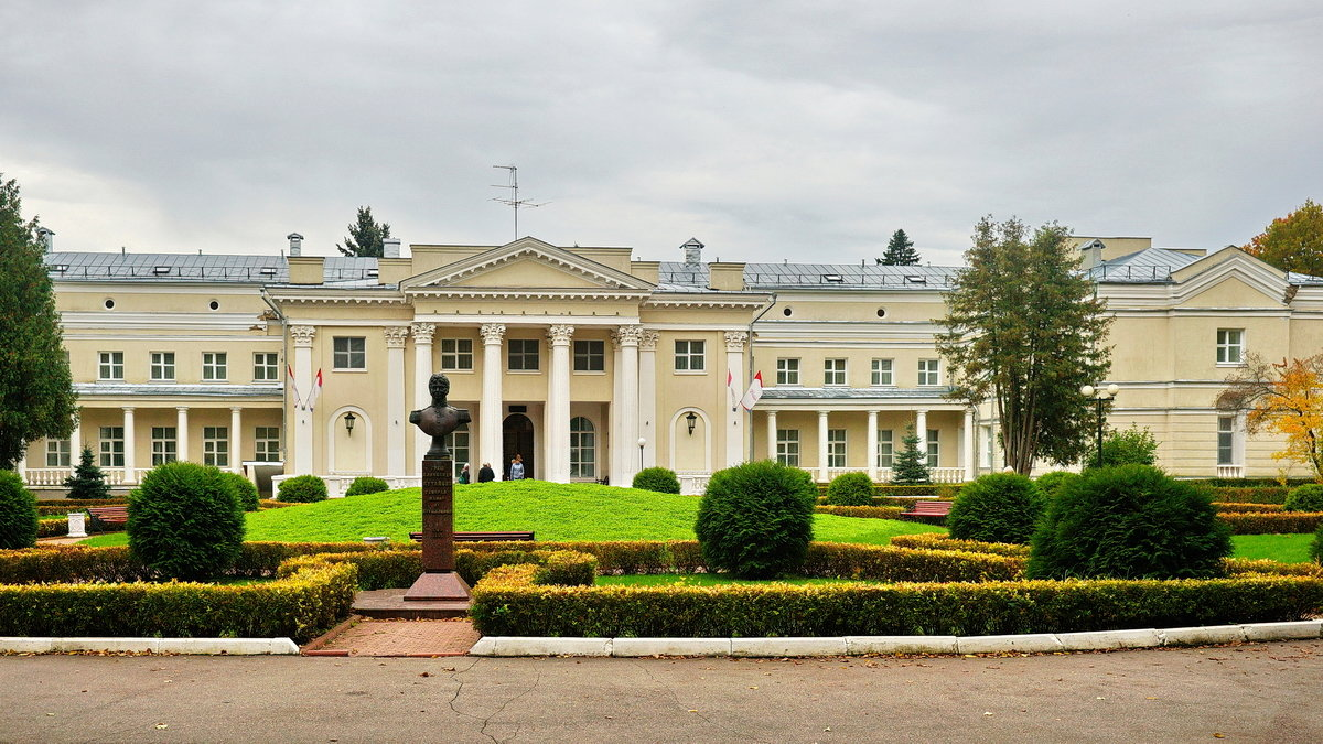 Усадьба графа Кутайсова в Рождествено. - Юрий Шувалов