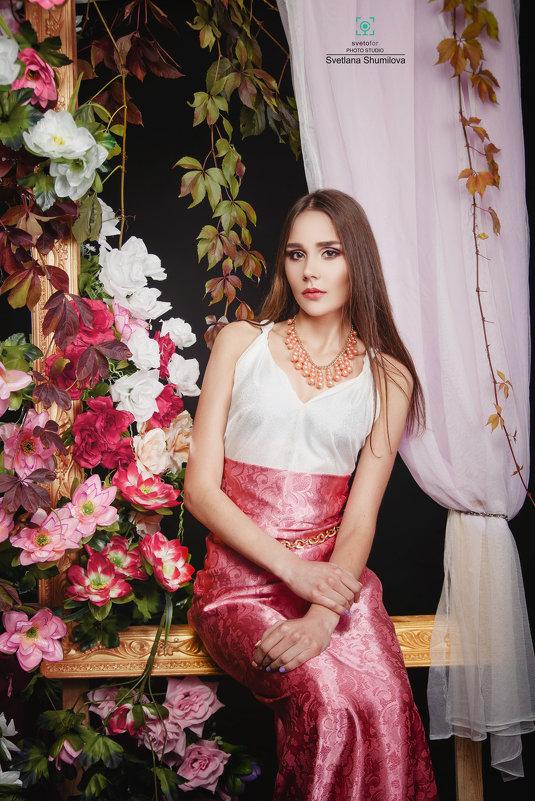 Анастасия - Svetlana Shumilova