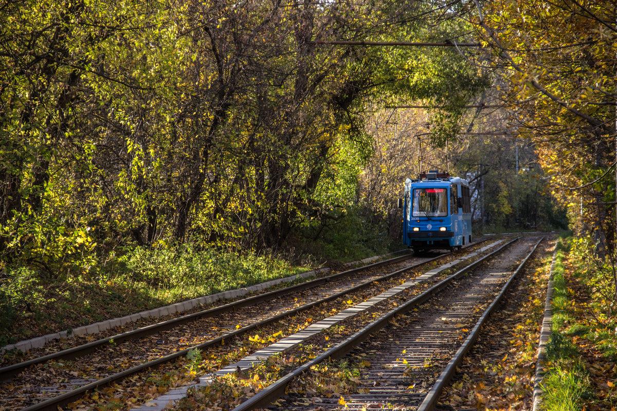 Осенний маршрут - Elena Ignatova