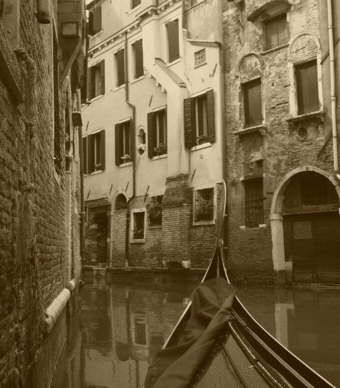 Венеция. ..... - Galina Belugina