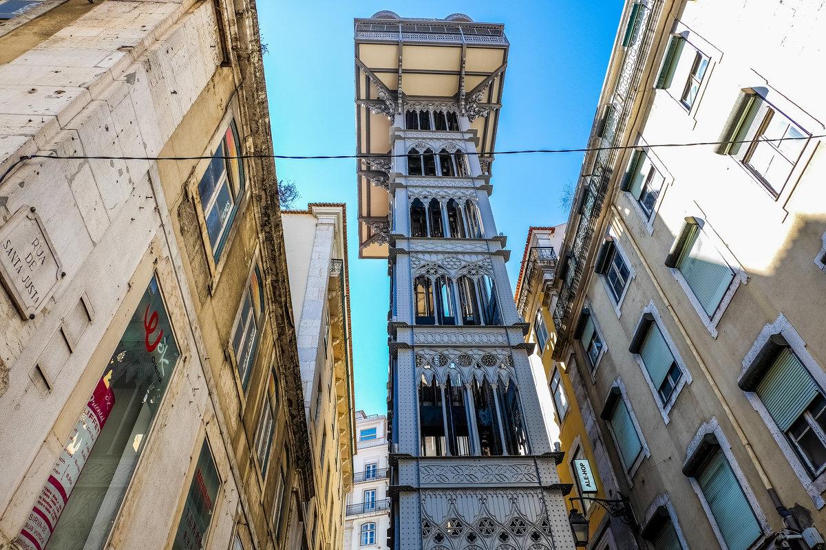 Lisboa - Alena Kramarenko