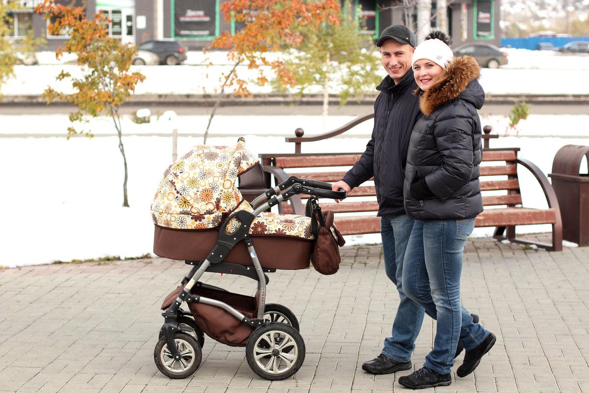 На прогулке - Дмитрий Арсеньев