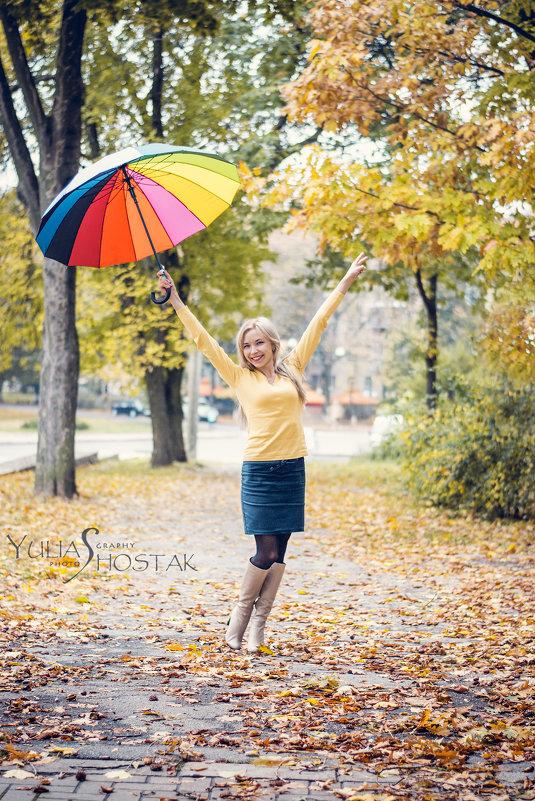 Радоваться жизни - самое правильное решение, которое надо принимать несколько раз в день =) - Yulia Sh