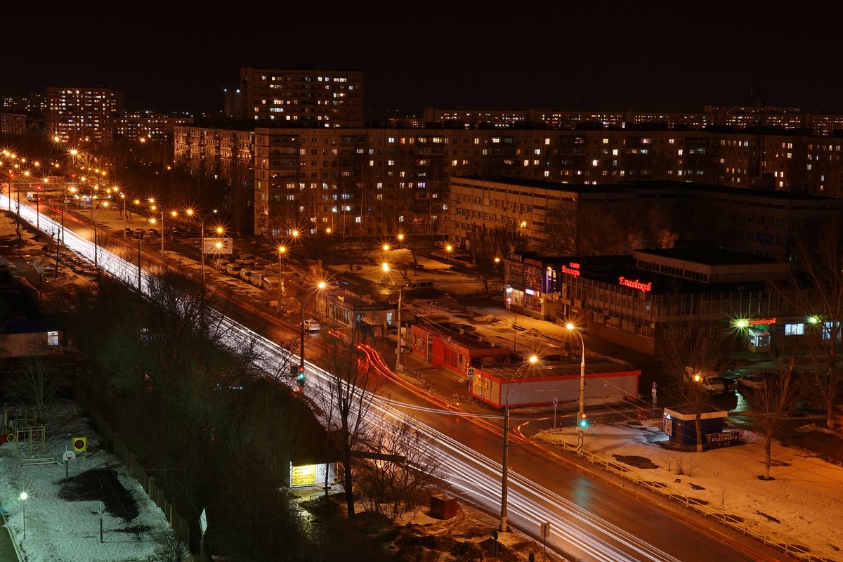 вид с балкона - Константин