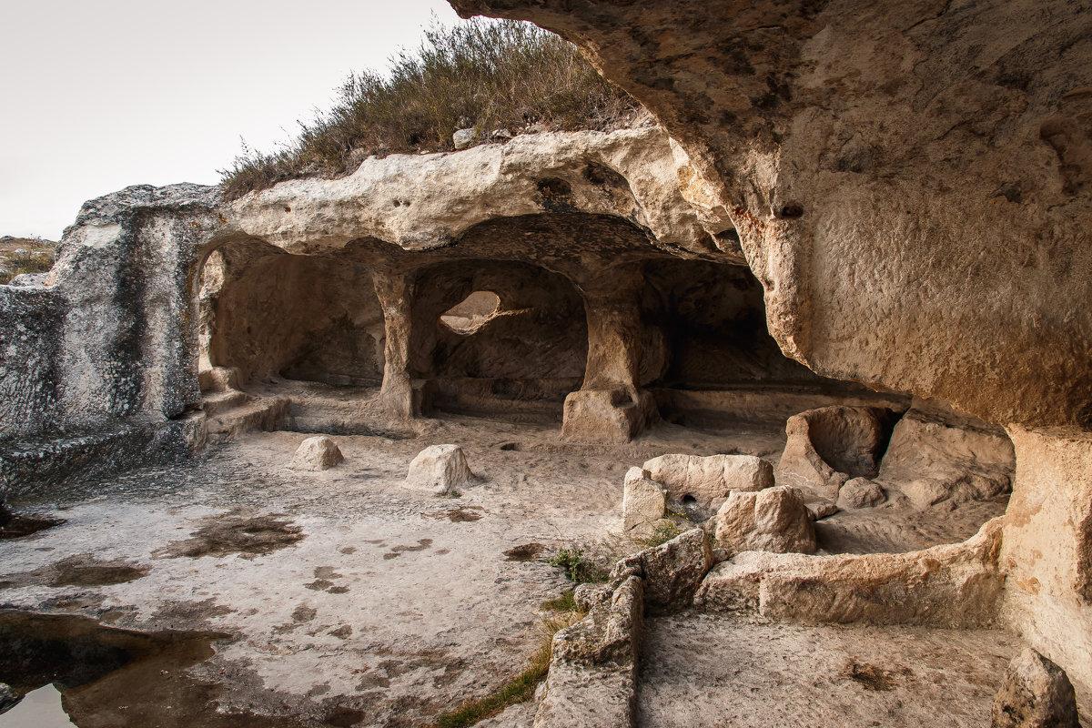 Скальный храм - Nyusha