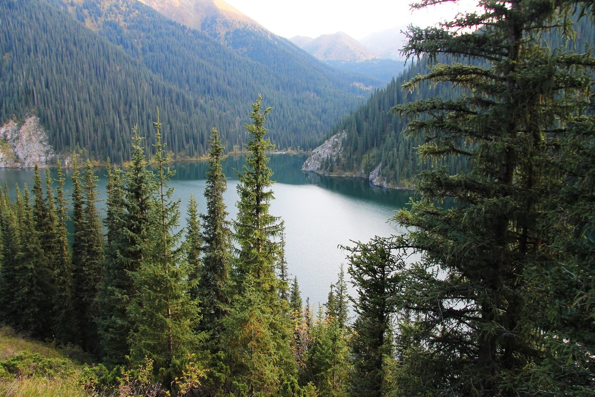 Кольсайские озёра (Мынжылгы) Казахстан - Maxim Claytor