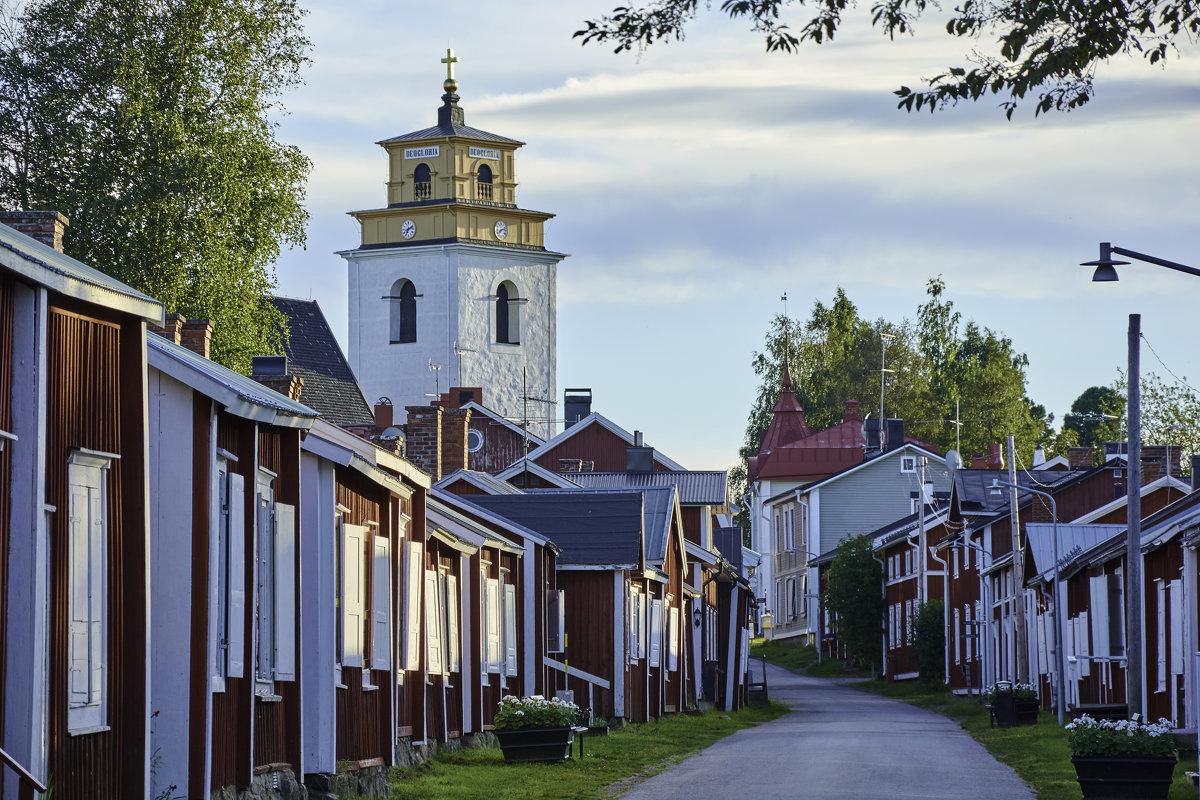 Гаммельстад, Швеция. - Андрей Ногтев