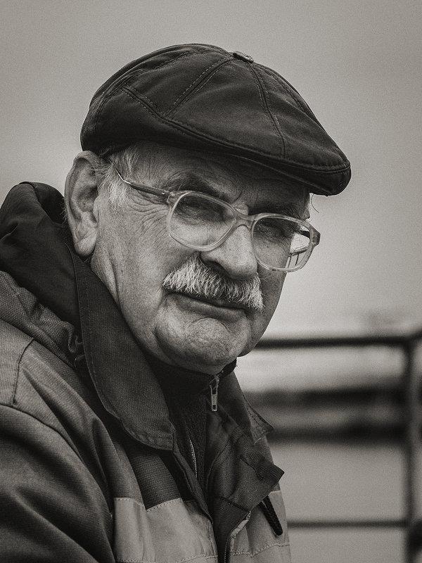 Уличный портрет - Вадим