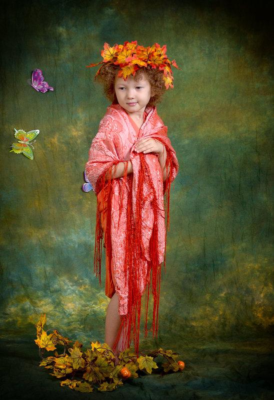 Осенняя фея - Виталий Апухтин