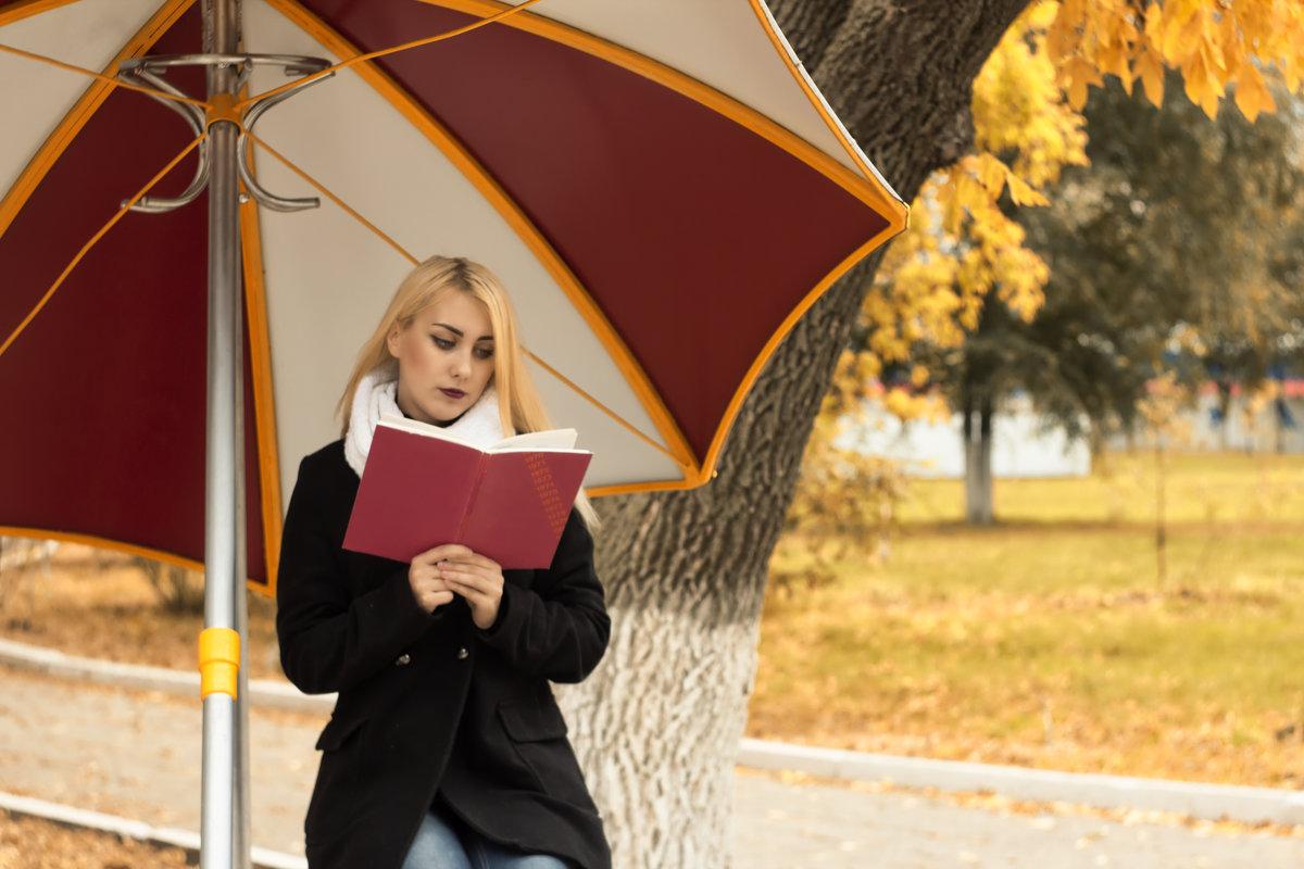 Девушка с книгой - Anton Shumaev