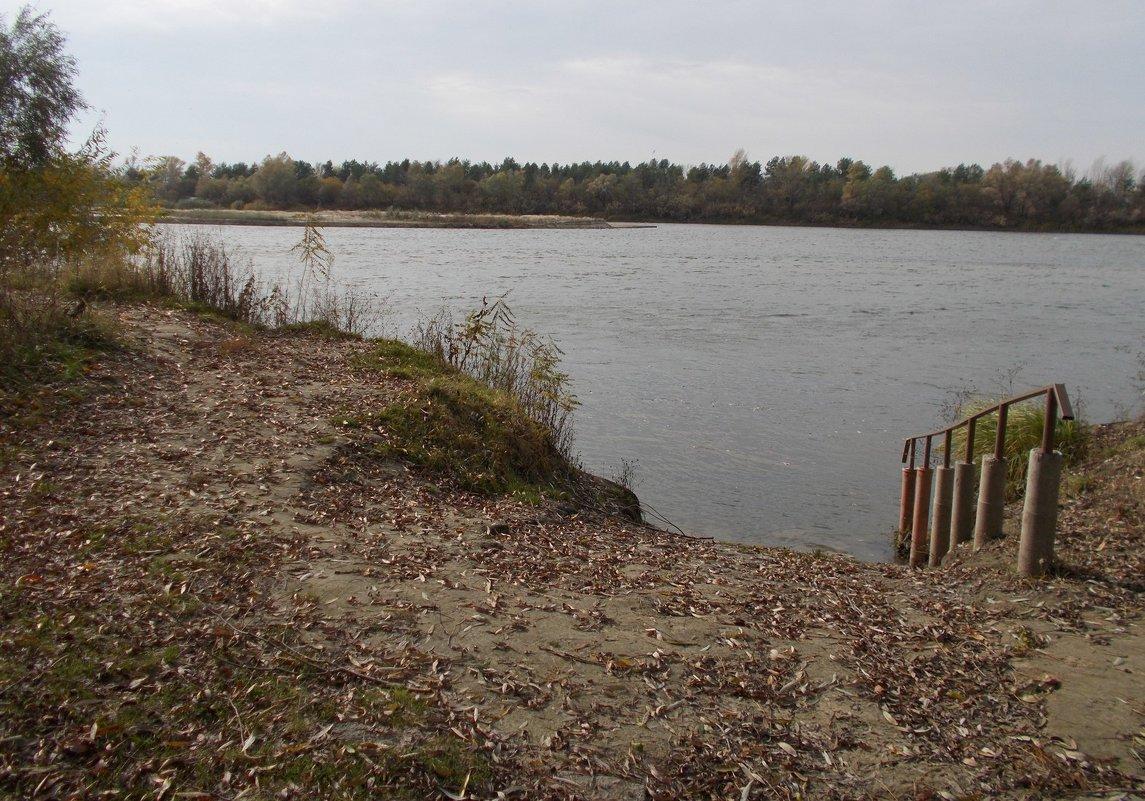 Осенняя река - Александр Скамо