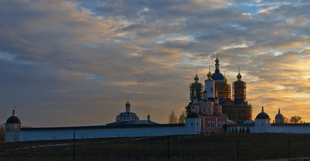 Закат на Свенском - Александр Березуцкий (nevant60)