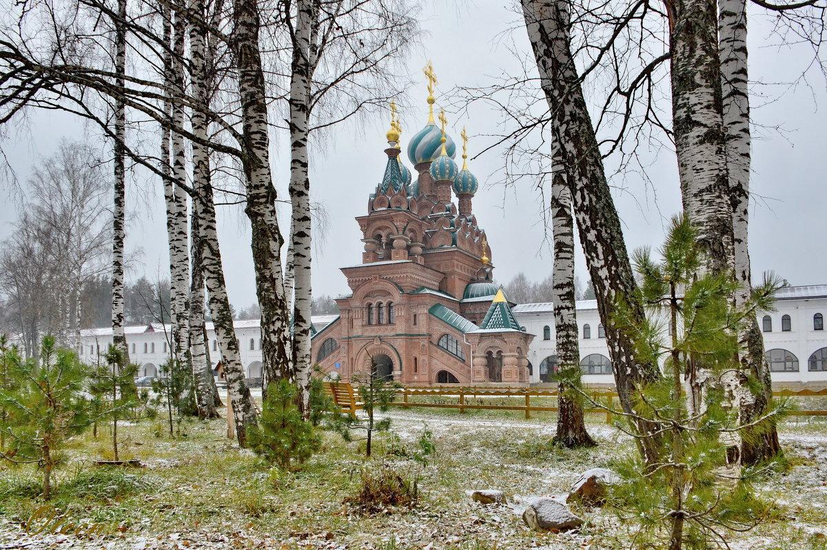 В Николо-Сольбинском монастыре - Olcen - Ольга Лён