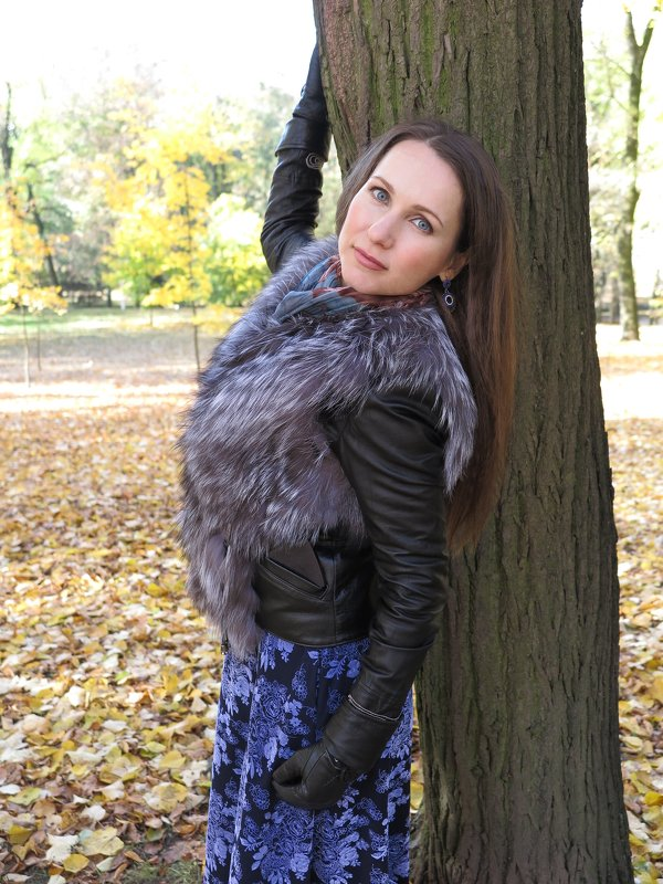 Прогулка в парке - Оксана Кошелева