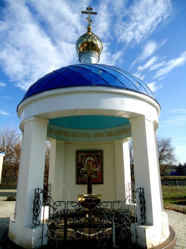 Церковь Св.Петра и Павла. Волгоградская обл. п.Лог - Ирина