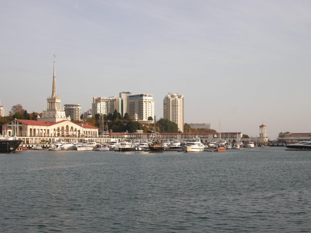 морпорт - дмитрий панченко