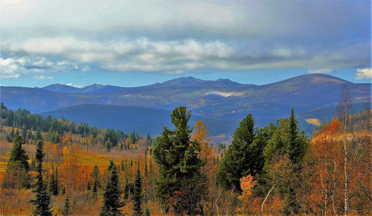 Осень в горах - Сергей Чиняев