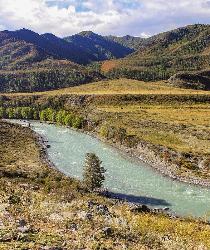 Чуя в горах Алтая - И.В.К. ))