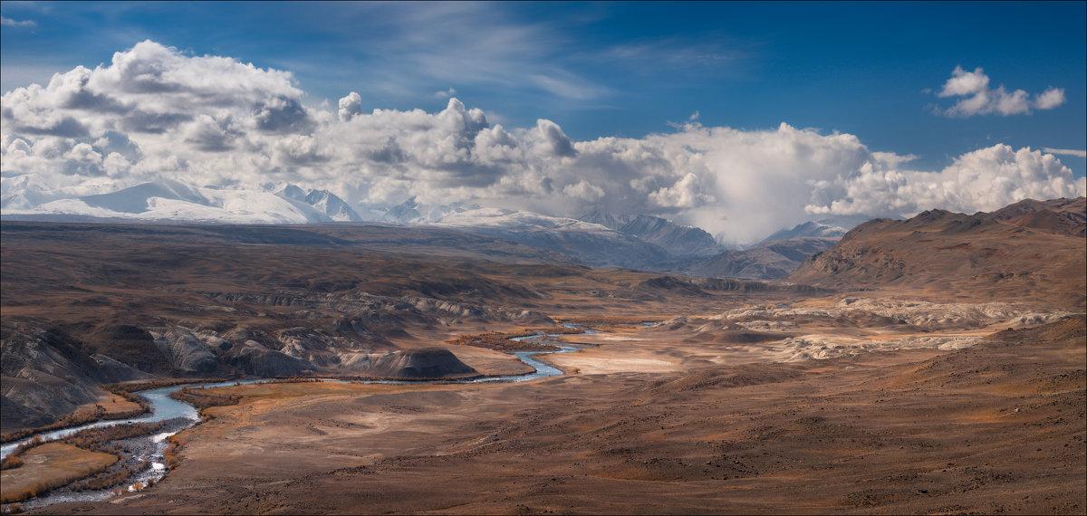 Горы, небо, облака ... - Влад Соколовский