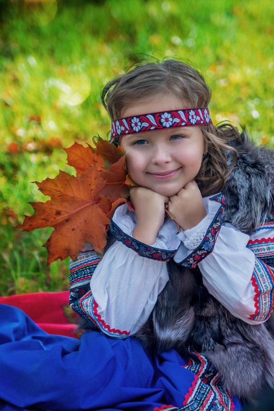 Осенняя открытка - Сергей Кривошеев