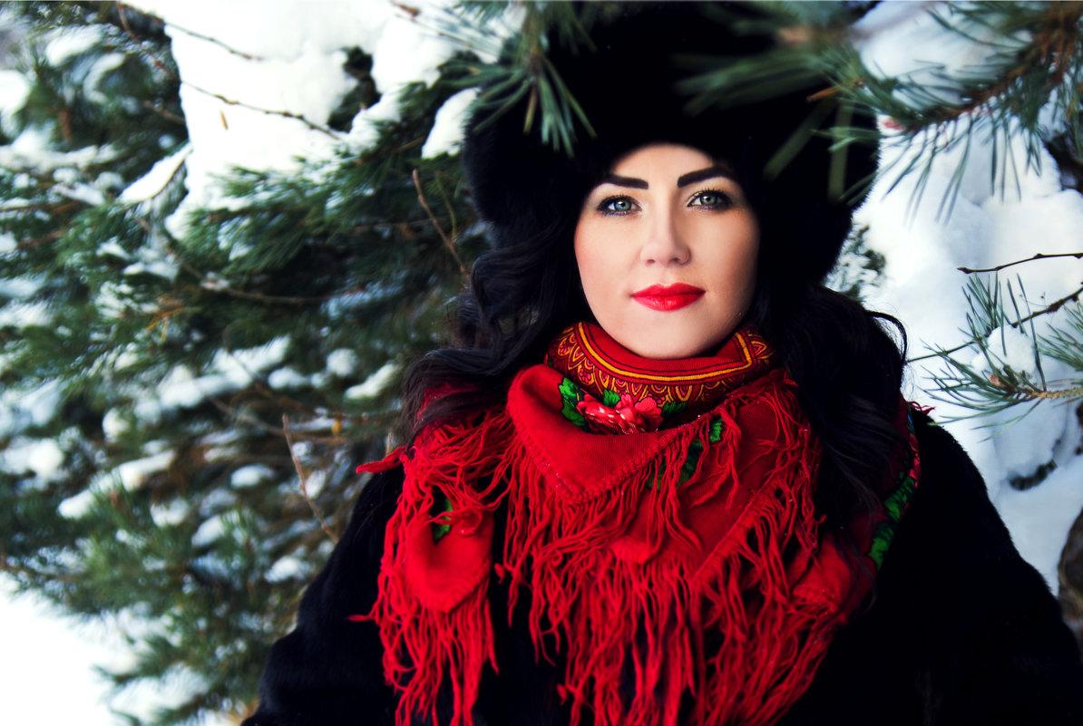 Портрет - Арина Cтыдова