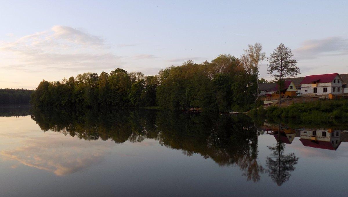 Озеро с.Алексино - Андрей .