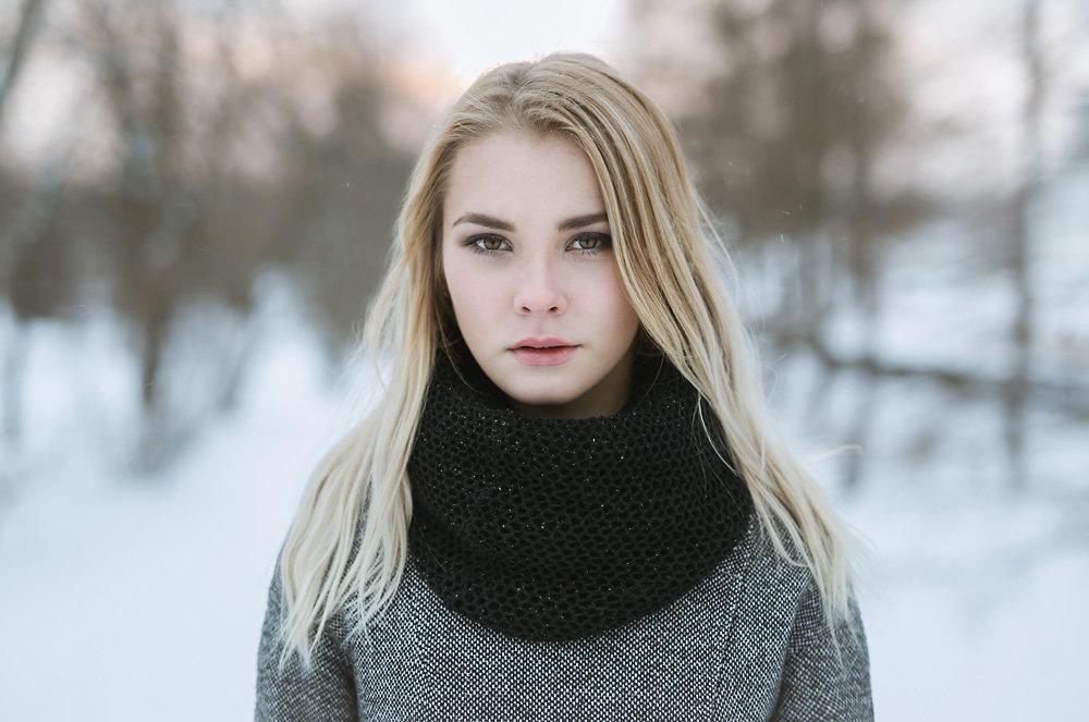 Зимний портрет - Алекс Римский