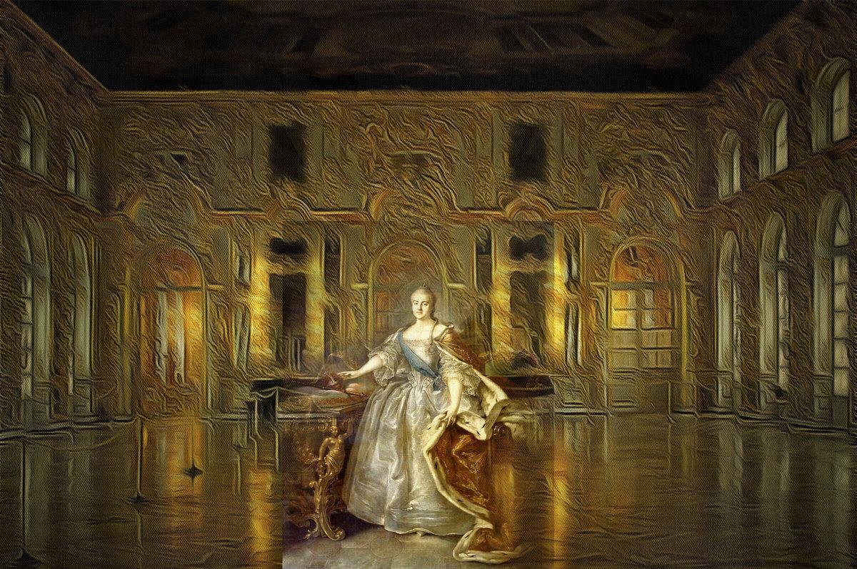 Хозяйка прошлого покоя.... - Tatiana Markova