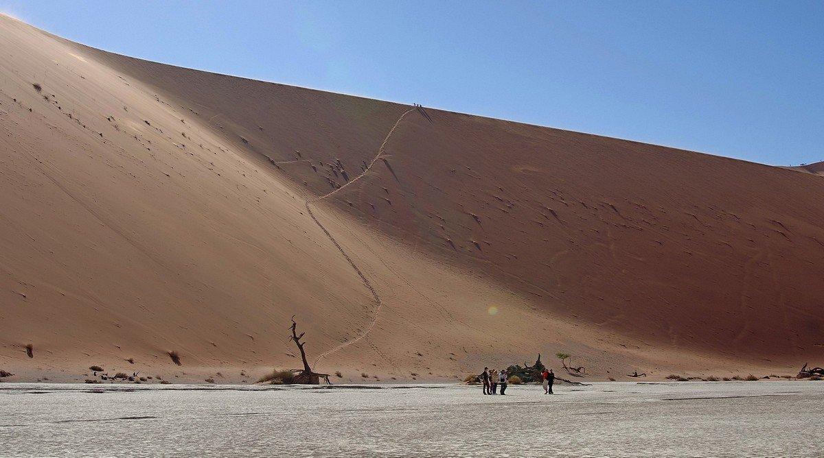 Намибия. - Михаил Рогожин