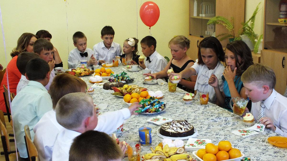 Прощание с начальной школой - Вячеслав Егоров