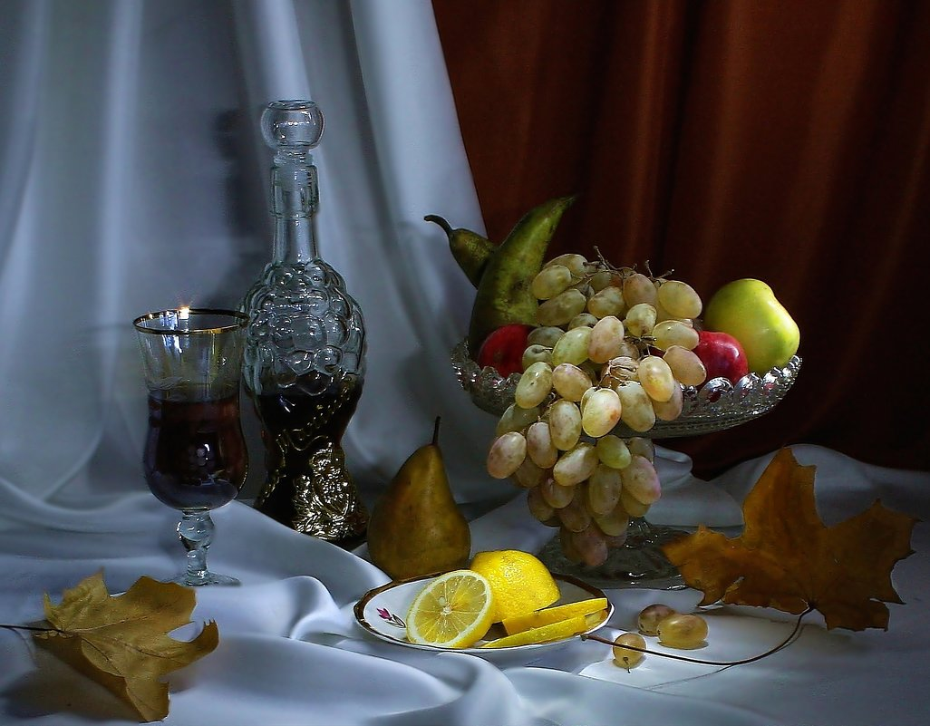 Вино из Сан-Марино. 2 вар. - Валерия  Полещикова