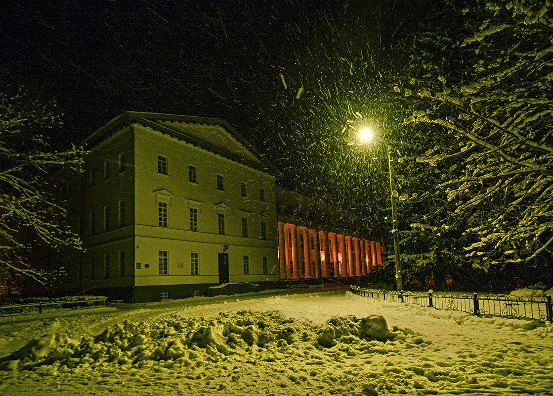 Снежит... - Александр Бойко