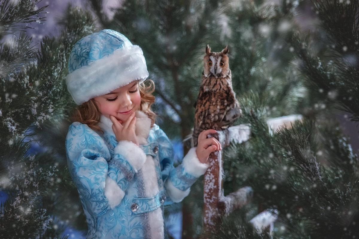 Зимняя сказка - Наталья Кирсанова