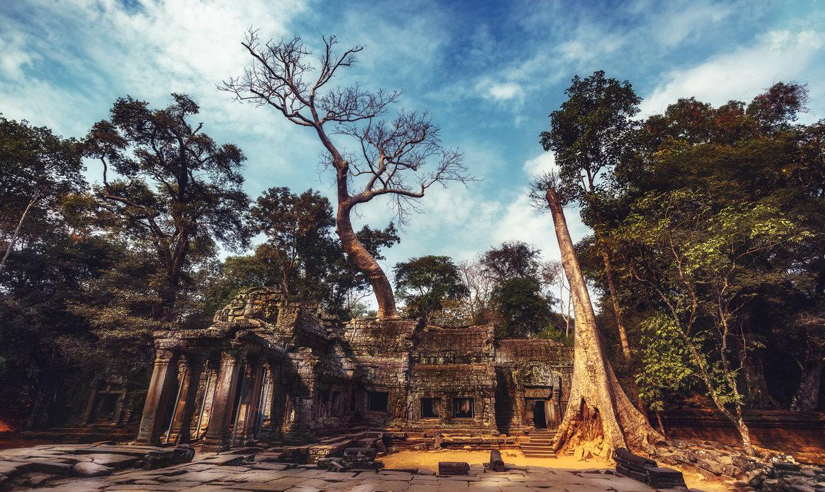 Ангкор-Ват...Камбоджа! - Александр Вивчарик
