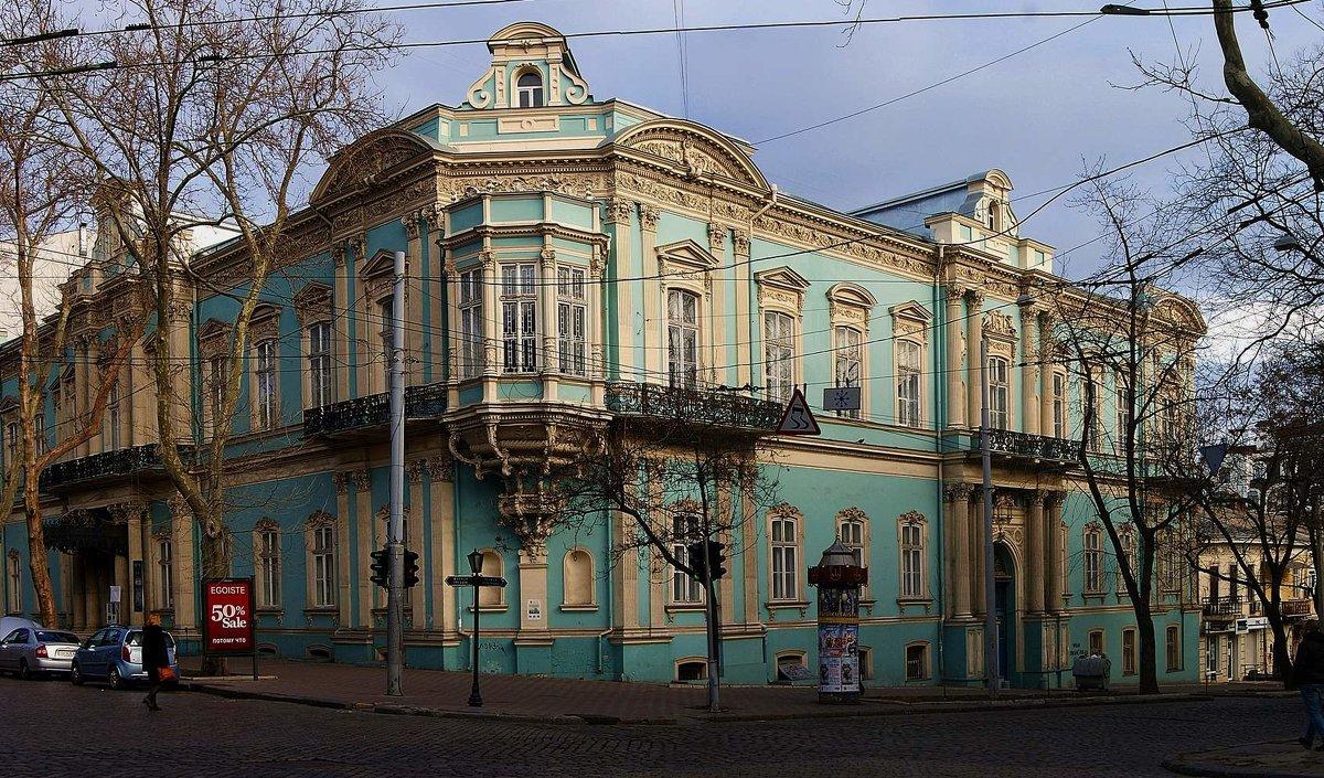 Дворец Абазы - Александр Корчемный
