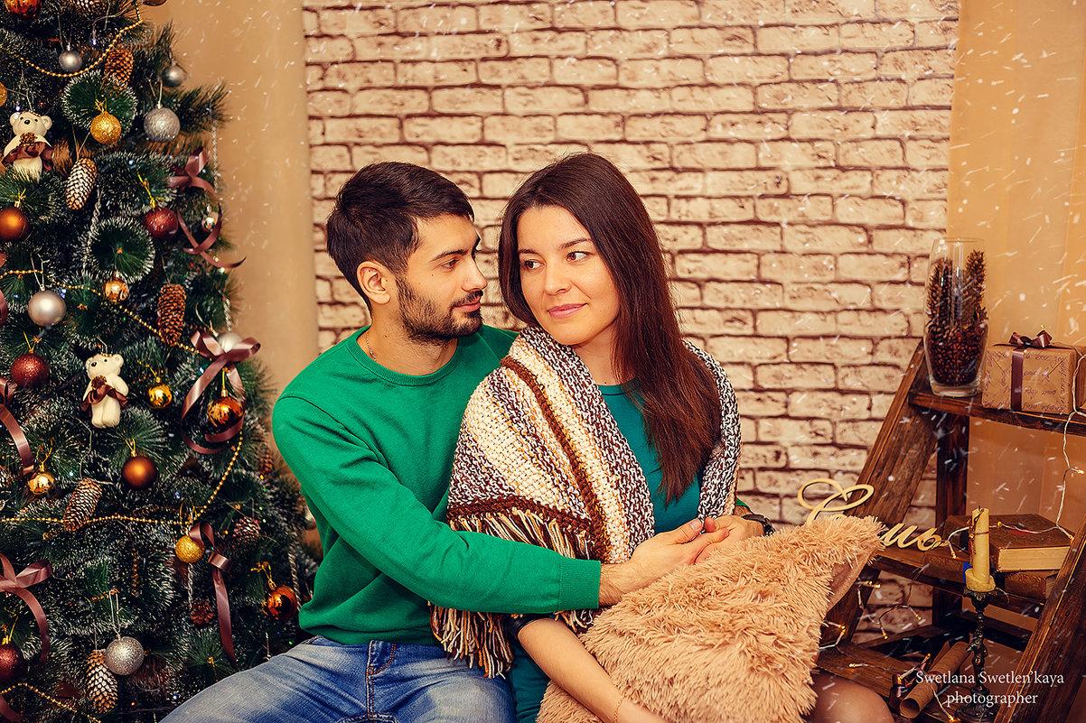 Немного новогодней романтики - Светлана Светленькая