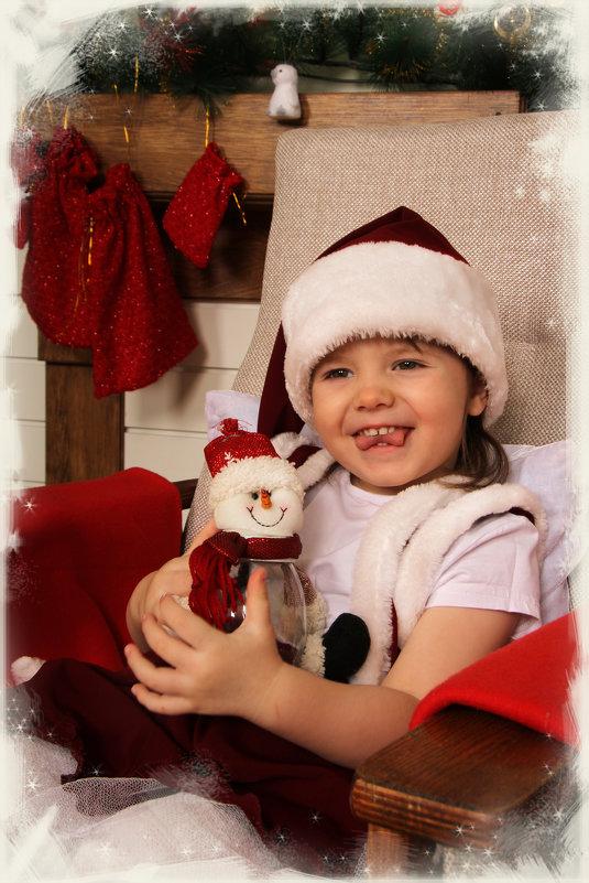 Счастливый декабрь - Natalia Petrenko