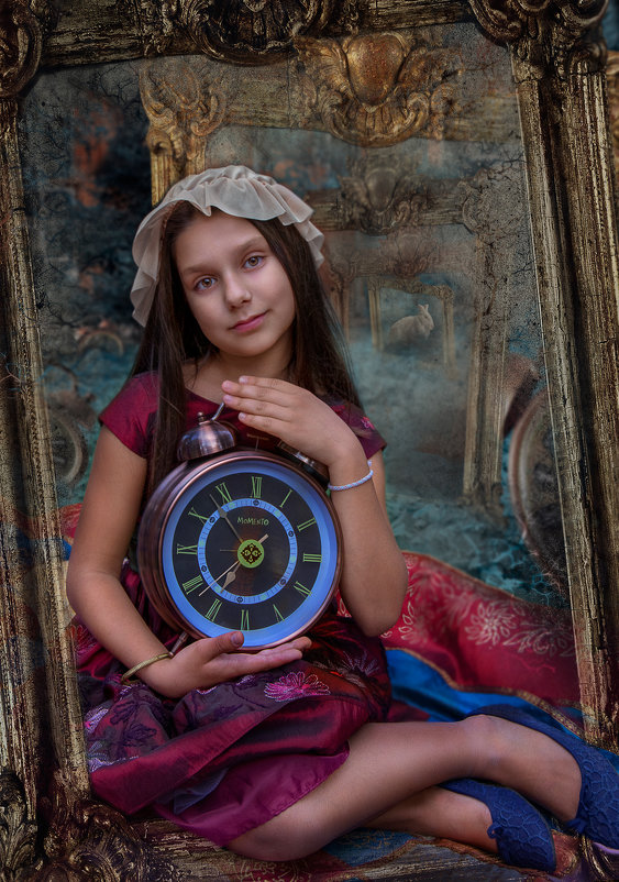 Алиса в Зазеркалье - Нина