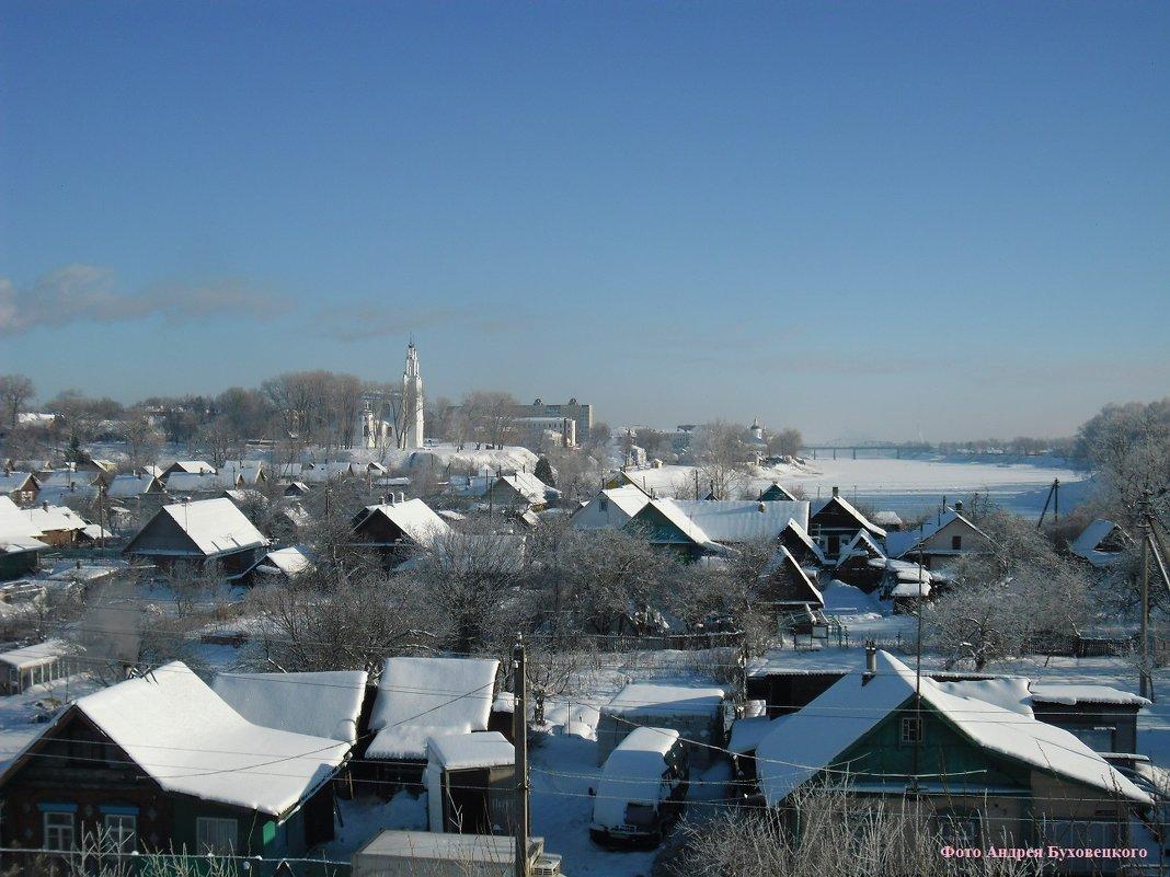 Полоцк зимой! - Андрей Буховецкий